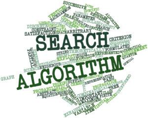 Algoritmos de busqueda en Google