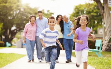 EN LA FAMILIA UN ACTO VALE MAS QUE MIL PALABRAS