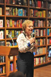 Mabel Katz en Books & Books