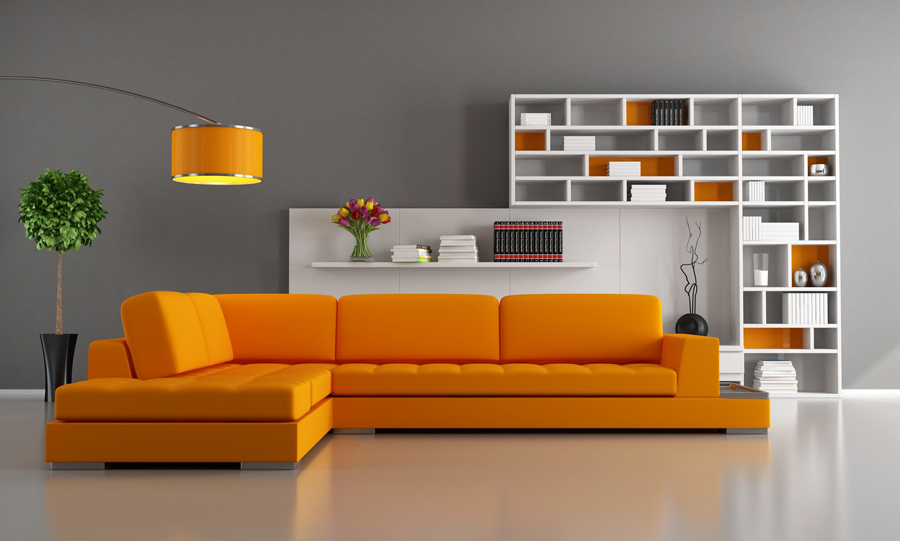 Estilos de muebles modernos for Muebles en l modernos para sala