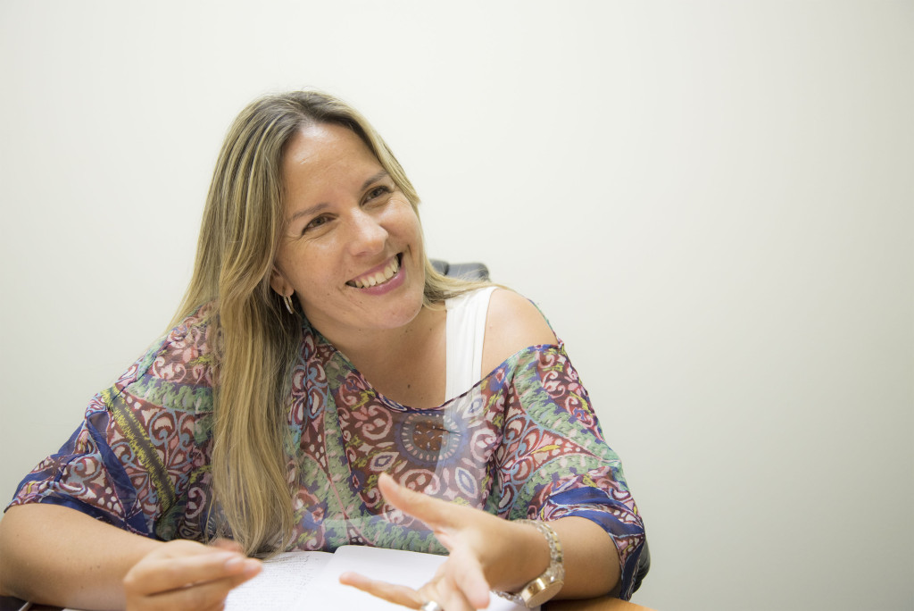 Psicologa y Coach ICC Patricia Zapata Pavez