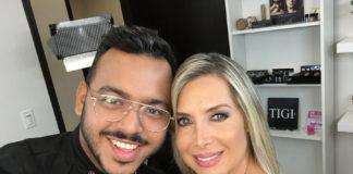 Roberto Ramos, Influencer y maquillador de celebridades