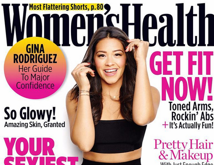 VARIETY-ENTERTAINMENT-GENTE/NOTICIAS:Gina Rodríguez en Women's Health