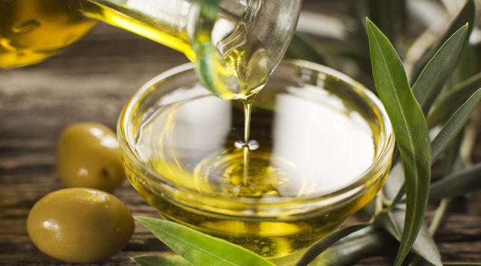 Aceite de oliva para el cutis