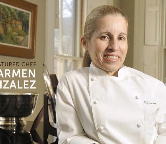 La Chef Carmen González