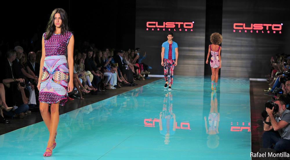 Custo Barcelona Fashion Show Miami fashion week 2016 9