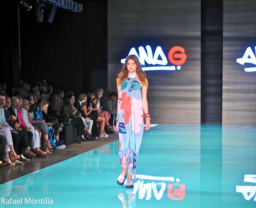Ana María Guiulfo Miami fashion week 2016
