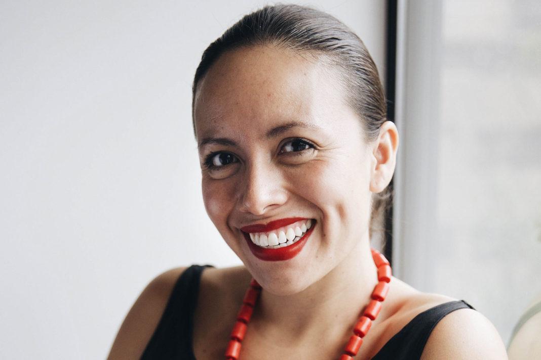 Arquitecta Paola Moya