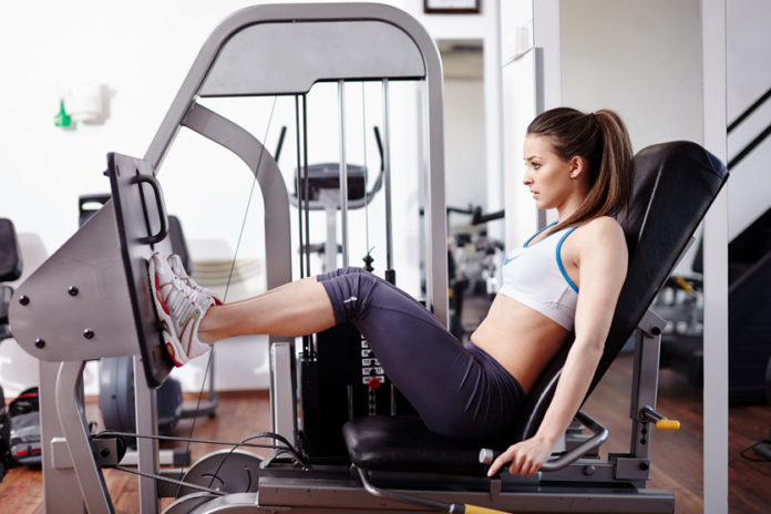 Las máquinas de ejercicio más efectivas para el sobrepeso en la mujer