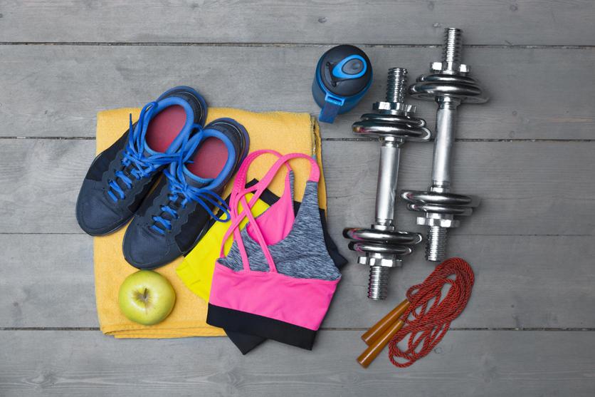 Qué tipo de material es ideal para la ropa deportiva o de hacer ejercicio