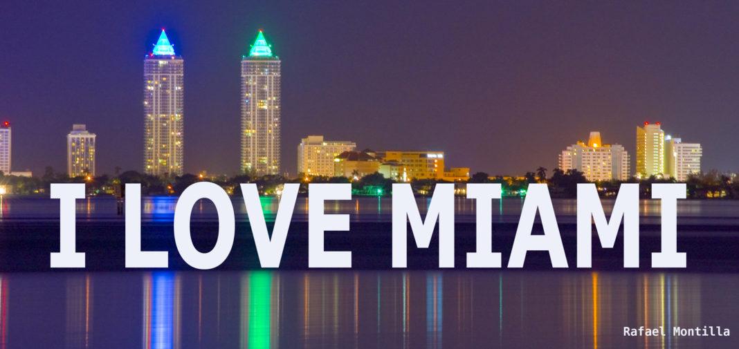 Exhibicion I love Miami