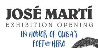 Exposicion hace honor al poeta y Heroe Jose Marti