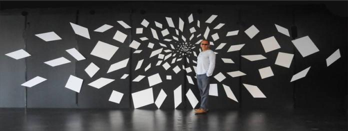"""""""Big Bang"""" esta inspirada en la exposición de Rolando Peña"""