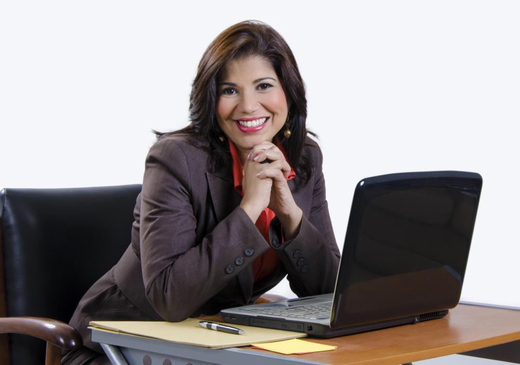 """Una emprendedora debe tener """"Cara de Hola"""" afirma Yvis Mata."""