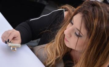 """La orfebre Georgina Doumat y sus tres """"P"""" de """"oro"""" Perseverancia Pasión Paciencia"""