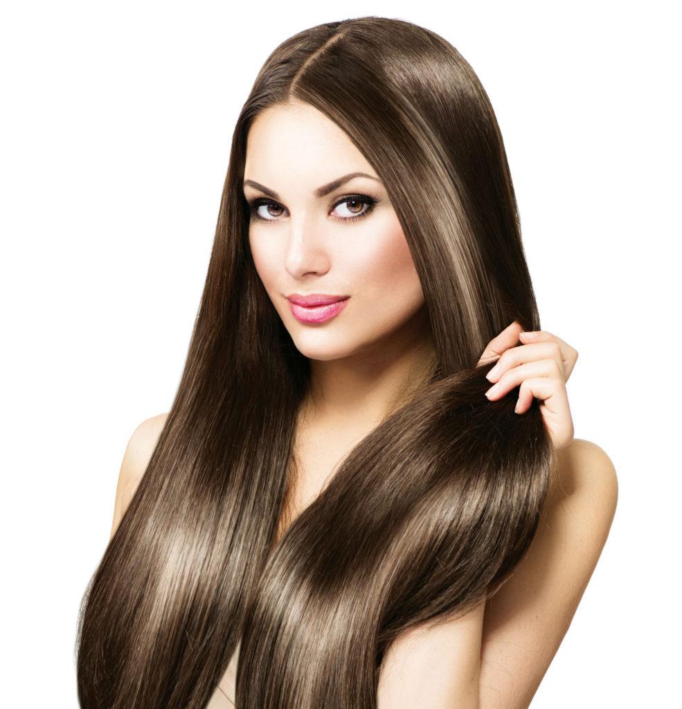 De hermosa cabellera