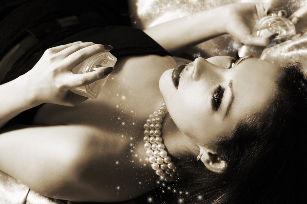 Con aroma a fama, los perfumes predilectos de las celebridades
