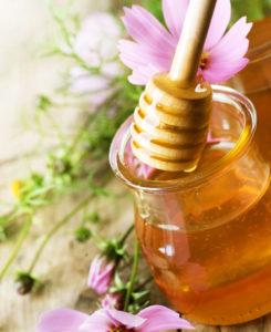 Mascarillas de miel de abejas