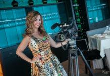 Teylu Díaz, una presentadora de TV Cinco Estrellas