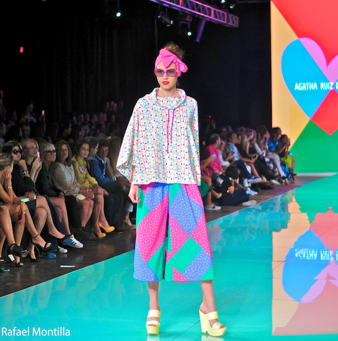 Agatha Ruiz Miami fashion week 2016