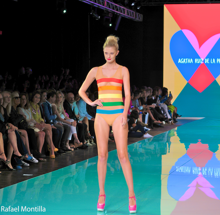 Agatha Ruiz Miami fashion week 2016 18