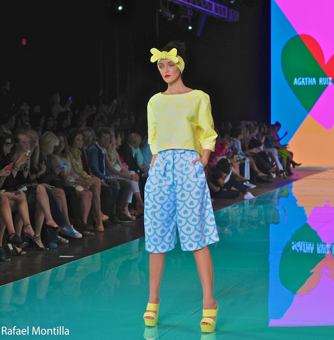 Agatha Ruiz Miami fashion week 2016 19