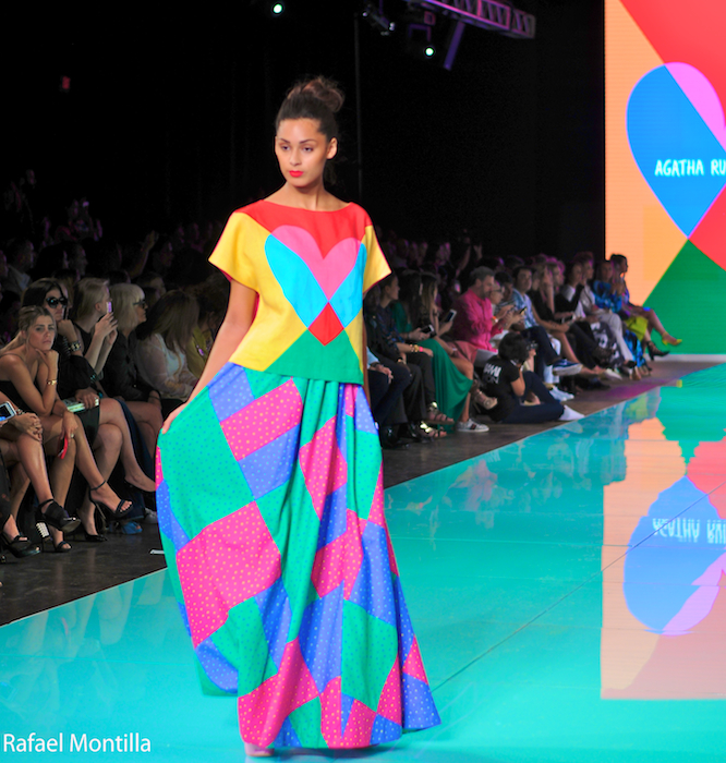 Agatha Ruiz Miami fashion week 2016 2