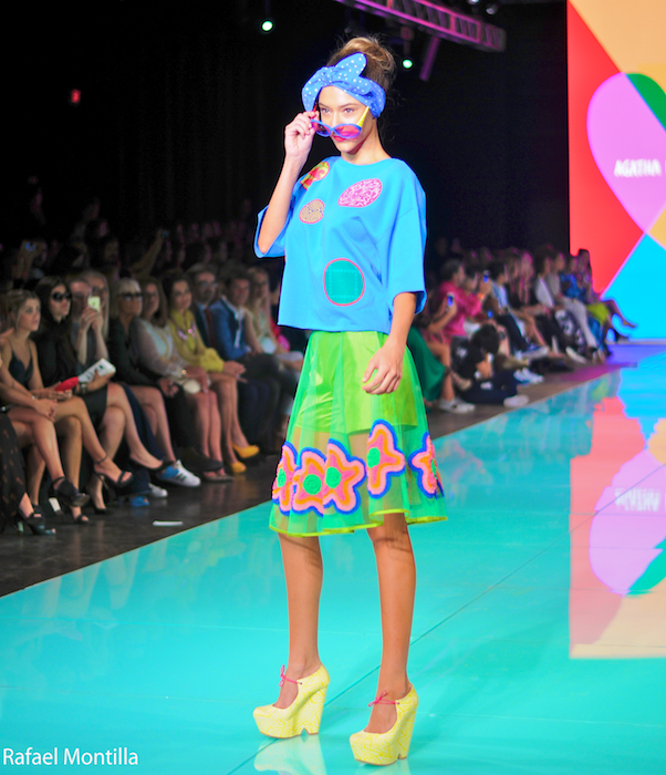Agatha Ruiz Miami fashion week 2016 5
