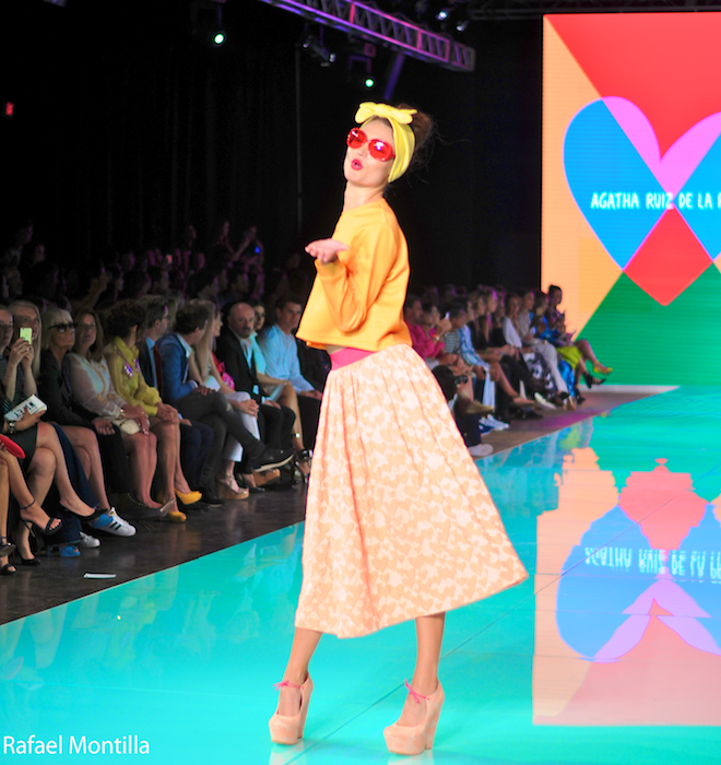 Agatha Ruiz Miami fashion week 2016 6