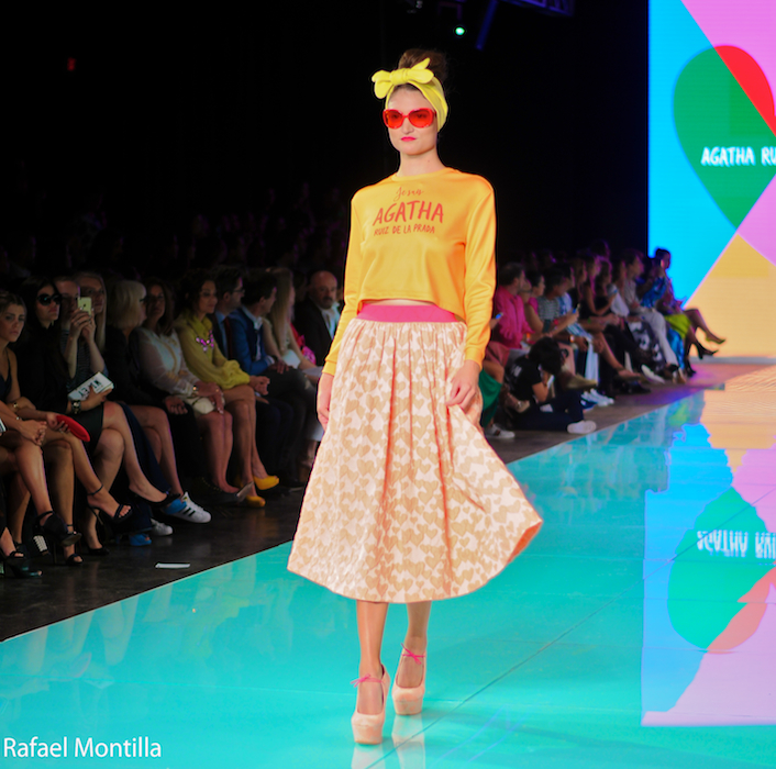 Agatha Ruiz Miami fashion week 2016 7