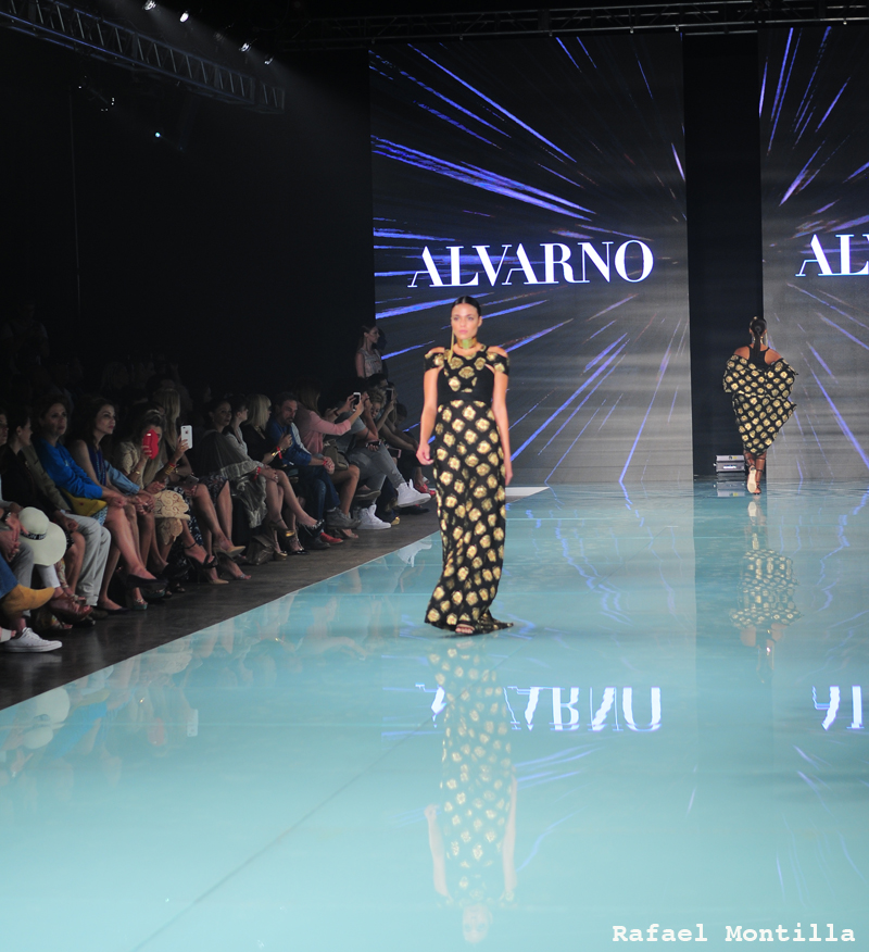 Alvarno Miami Fashion Week 2016