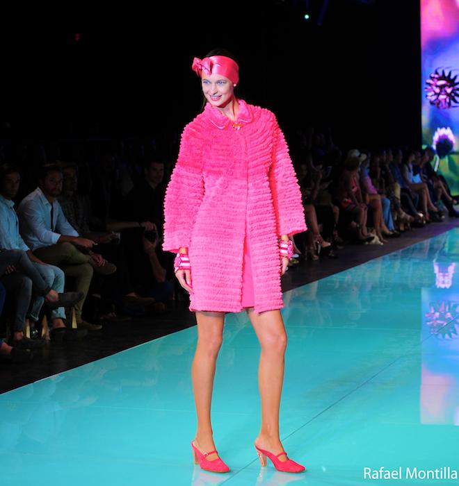 Claudia Bertolero Fashion Show Miami fashion week 2016 1