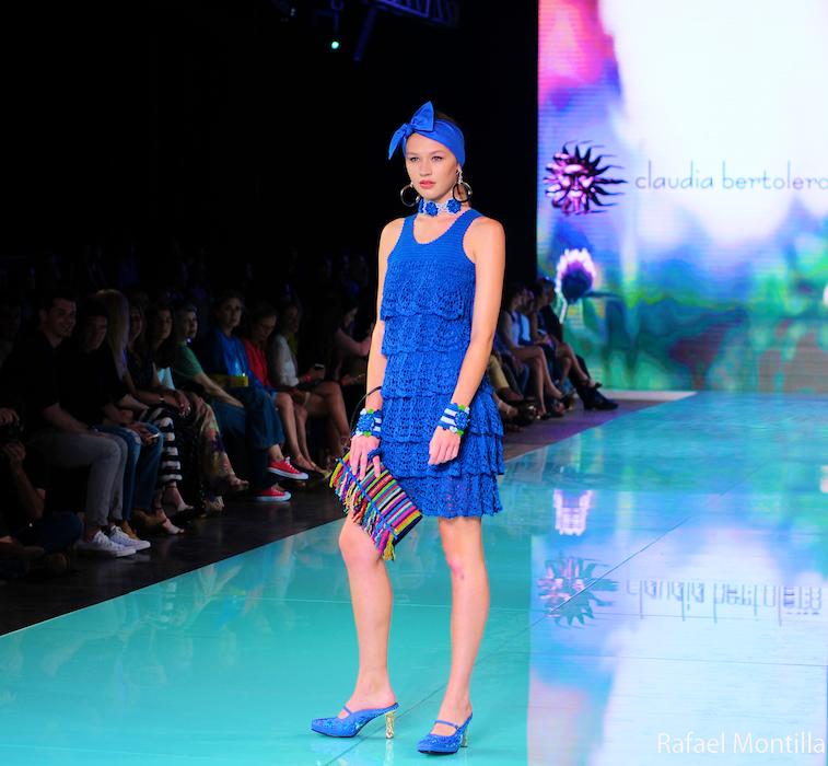Claudia Bertolero Fashion Show Miami fashion week 2016 10