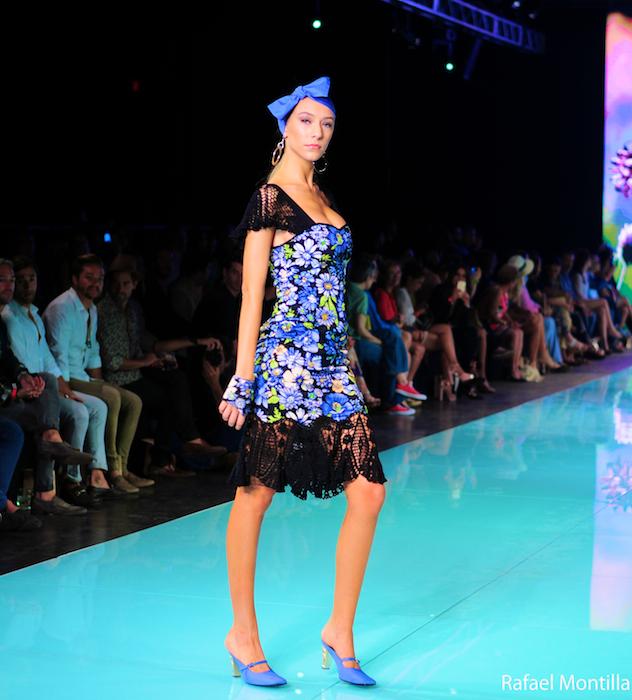 Claudia Bertolero Fashion Show Miami fashion week 2016 12