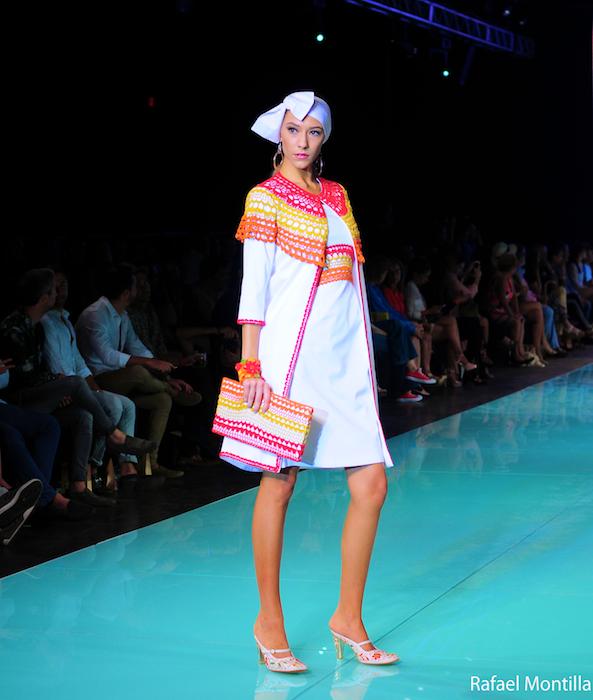 Claudia Bertolero Fashion Show Miami fashion week 2016 3