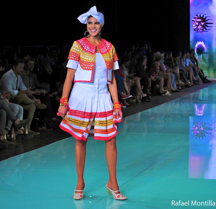 Claudia Bertolero Fashion Show Miami fashion week 2016 5