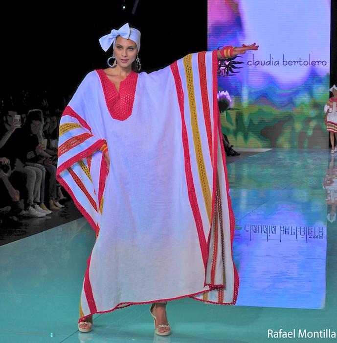 Claudia Bertolero Fashion Show Miami fashion week 2016 6