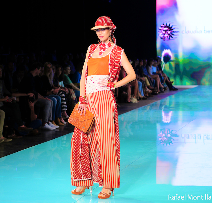 Claudia Bertolero Fashion Show Miami fashion week 2016 8