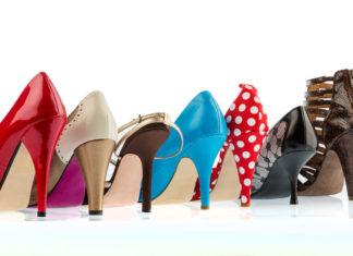 Los diferentes tipos de calzado que prefieren las mujeres