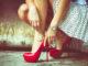 Los pies y los tacones