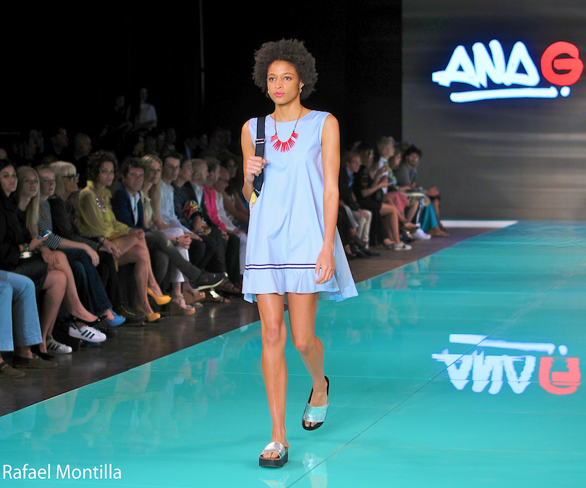 Ana María Guiulfo Miami fashion week 2016