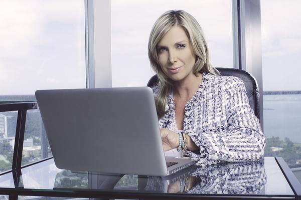 Roxana Castillo Editora en Jefe Mujer Latina USA