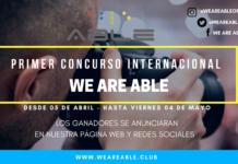 Primer Concurso de fotografía Internacional WEAREABLE